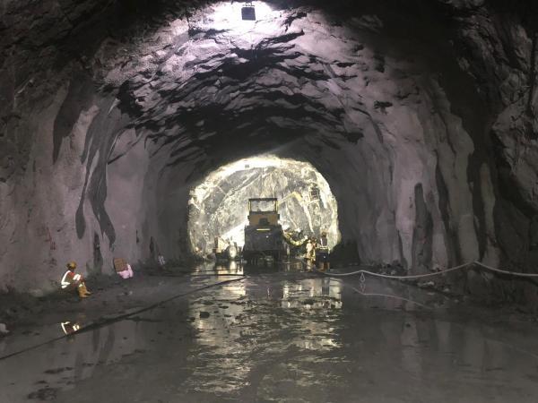 Conozca el otro megatúnel que tendrán los paisas en el 2020. El Túnel de la Quiebra tiene dos tubos de 4,2 km en doble calzada