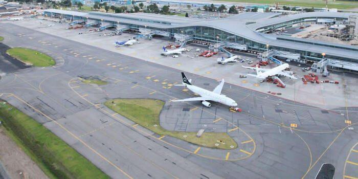 Inicia plan piloto para optimizar la operación aérea del Aeropuerto El Dorado