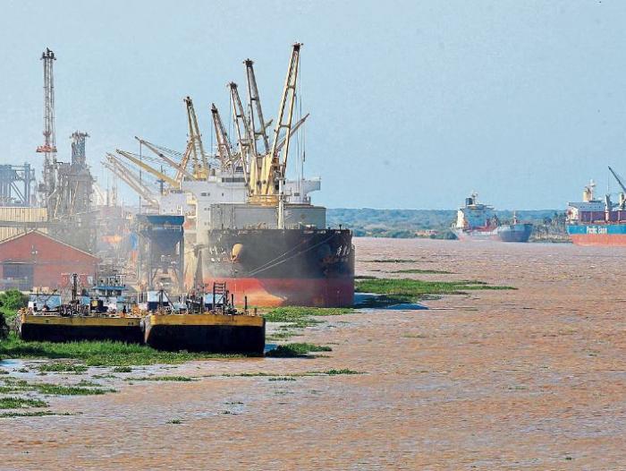 Operación para dragado del río Magdalena garantiza recursos en 2020