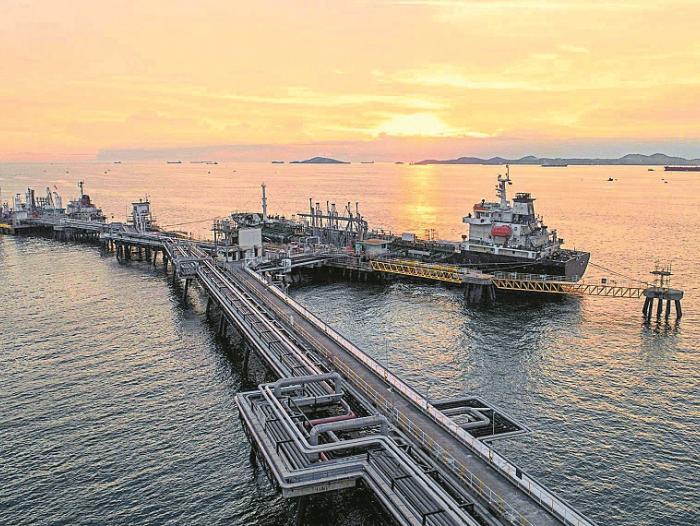 Puerto Solo, la terminal del Pacífico para entrada de GLP