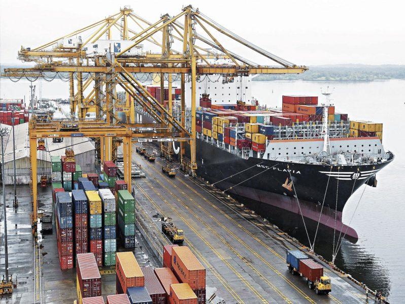 Puertos de Buenaventura en Colombia enfrentan complicaciones debido a alta capacidad sin utilizar