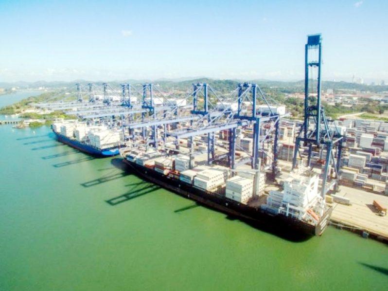 Panamá, México y Colombia encabezan listado de mayor conectividad marítima en la región