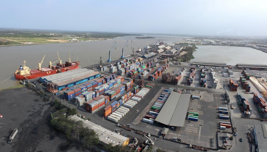 Puerto de Barranquilla invertirá US$12 millones en renovación de equipos durante 2020