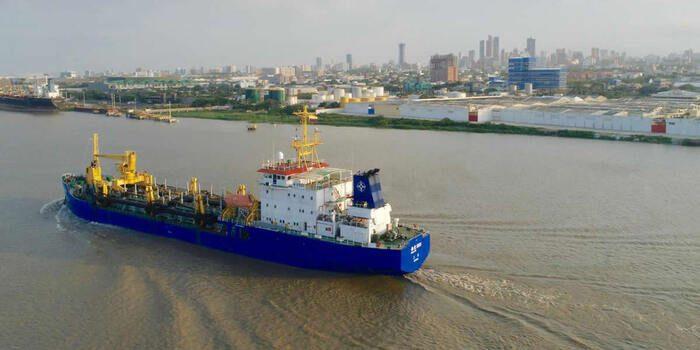 Gobierno Nacional garantiza operaciones de dragado en canal del Dique y Acceso al Puerto de Barranquilla en 2020
