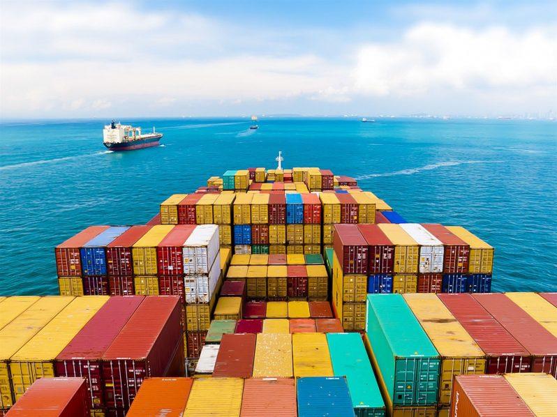 Coronavirus: Los escenarios posibles para el transporte marítimo de contenedores. Virus podría contenerse aún con suficiente rapidez y el balance no sería devastador
