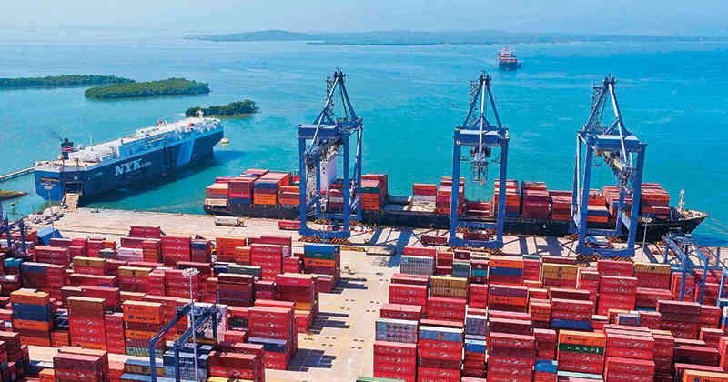 En 2019 se movilizaron 3,9 millones de toneladas menos que en 2018 por los puertos del país