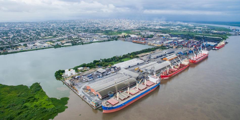 Más carga para el puerto de Barranquilla. Aumentará en un 240% el movimiento de la carga.