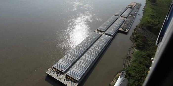 En enero creció 92% movimiento de carga por el Río Magdalena