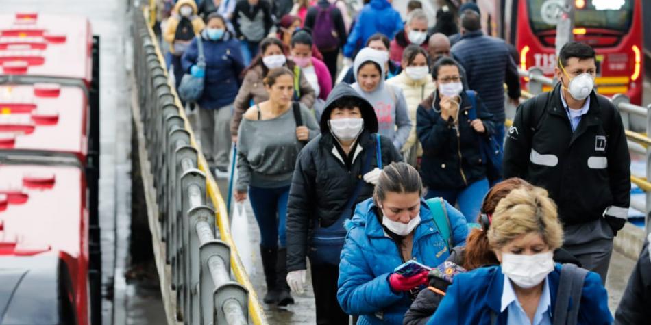 Decretan 'pico y cédula' para pasajeros de TransMilenio en Soacha