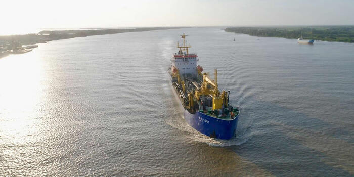 Gobierno Nacional exige a contratista contar con draga alterna para operar en canal de acceso a Zona Portuaria de Barranquilla