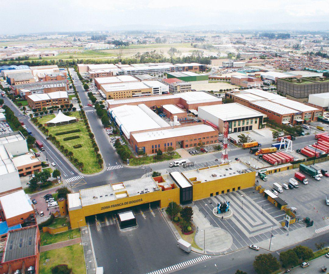La Zona Franca de Bogotá ha realizado 600 operaciones de comercio exterior por día