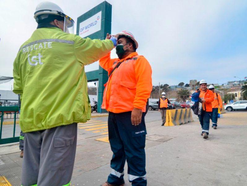 Puertos de Latinoamérica adoptan nuevas medidas y reportan dificultades debido al coronavirus