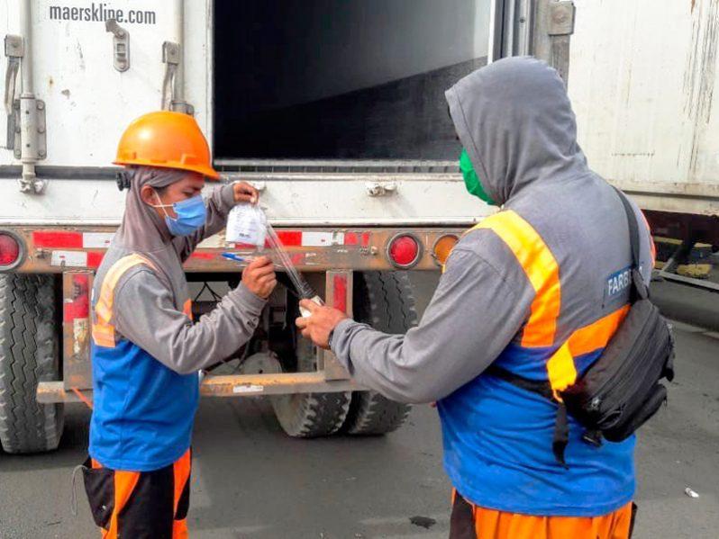 Puertos de Latinoamérica añaden nuevas medidas a sus protocolos contra el coronavirus