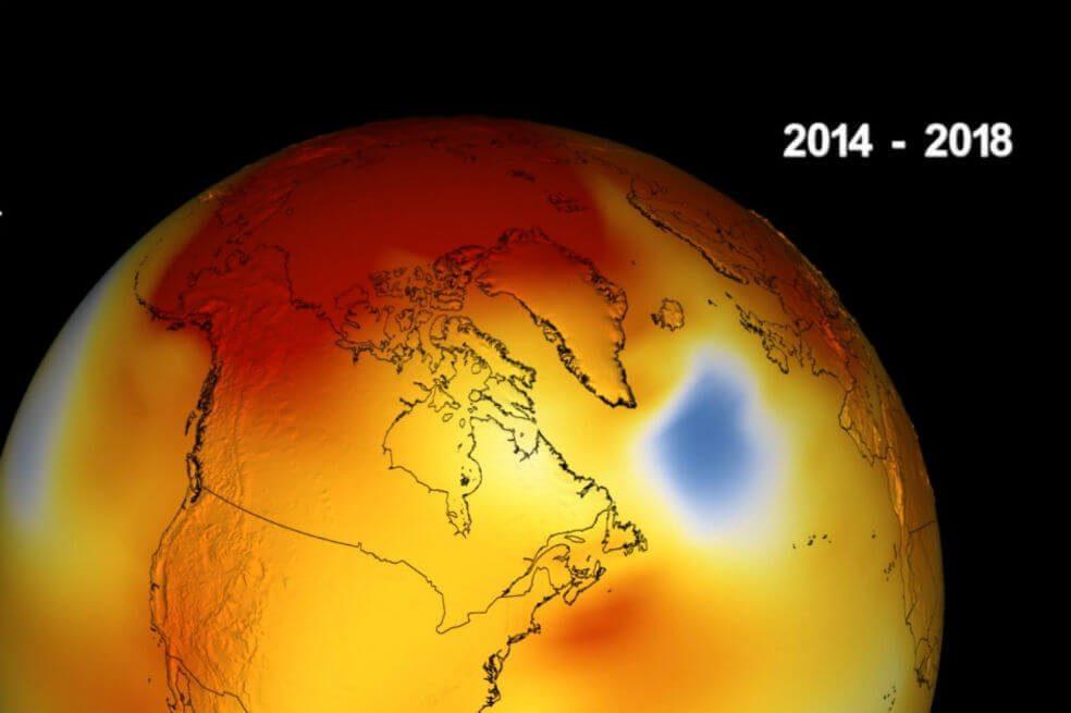 La Tierra tuvo su segundo marzo más caluroso desde que hay registros